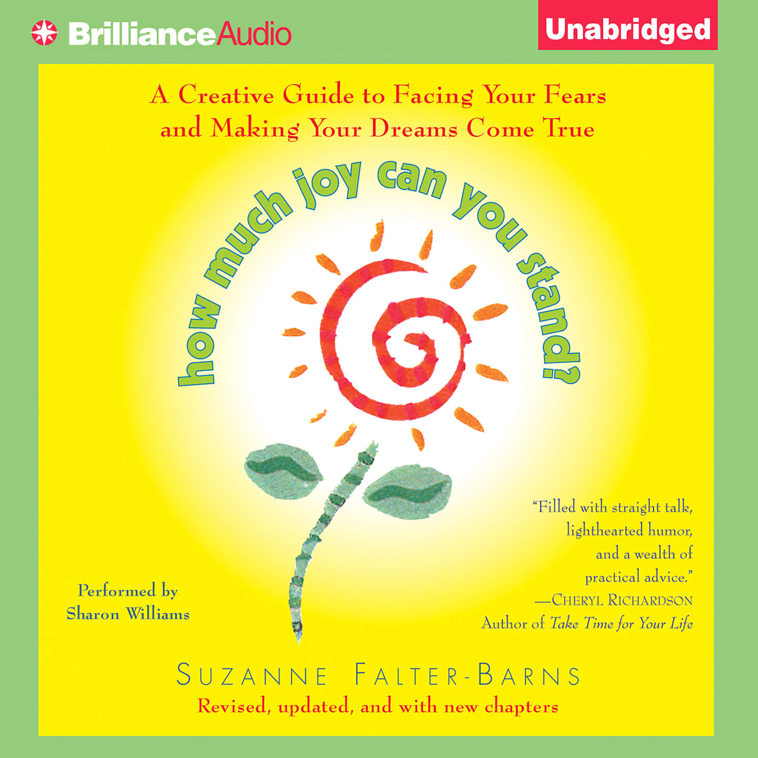 Printable How Much Joy Can You Stand?: A Creative Guide to Facing Your Fears and Making Your Dreams Come True Audiobook Cover Art