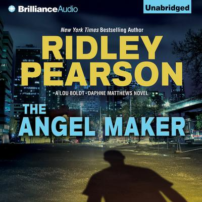 The Angel Maker Audiobook, by Ridley Pearson