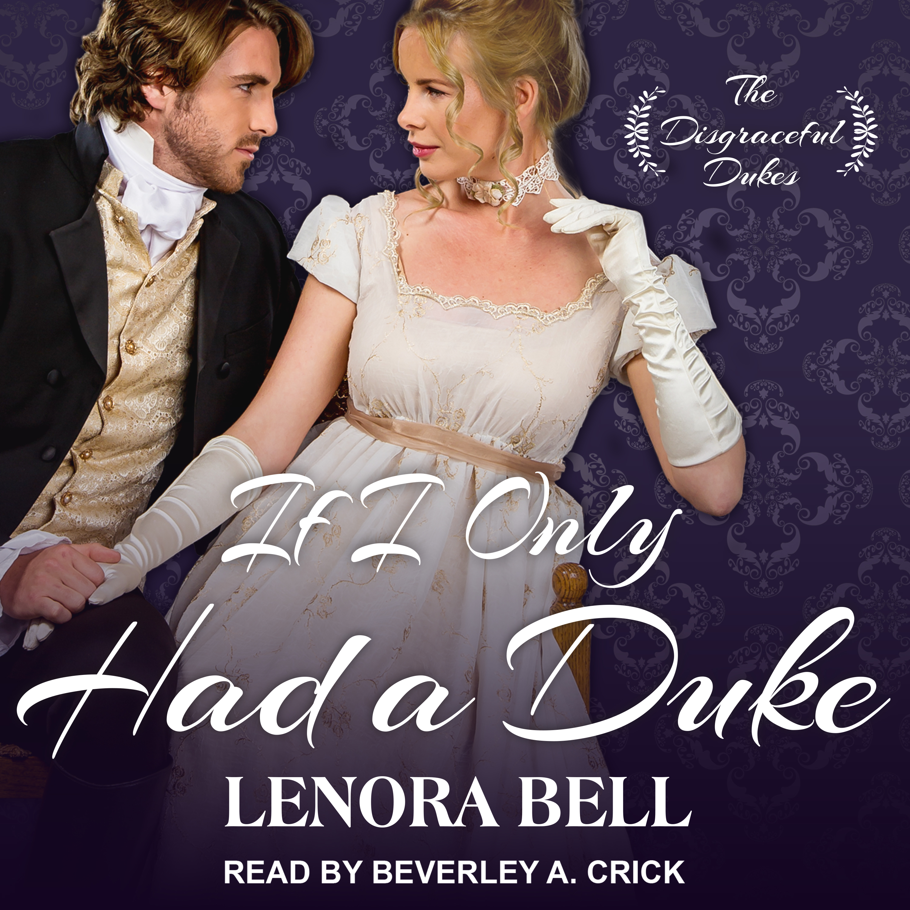 Printable If I Only Had a Duke Audiobook Cover Art