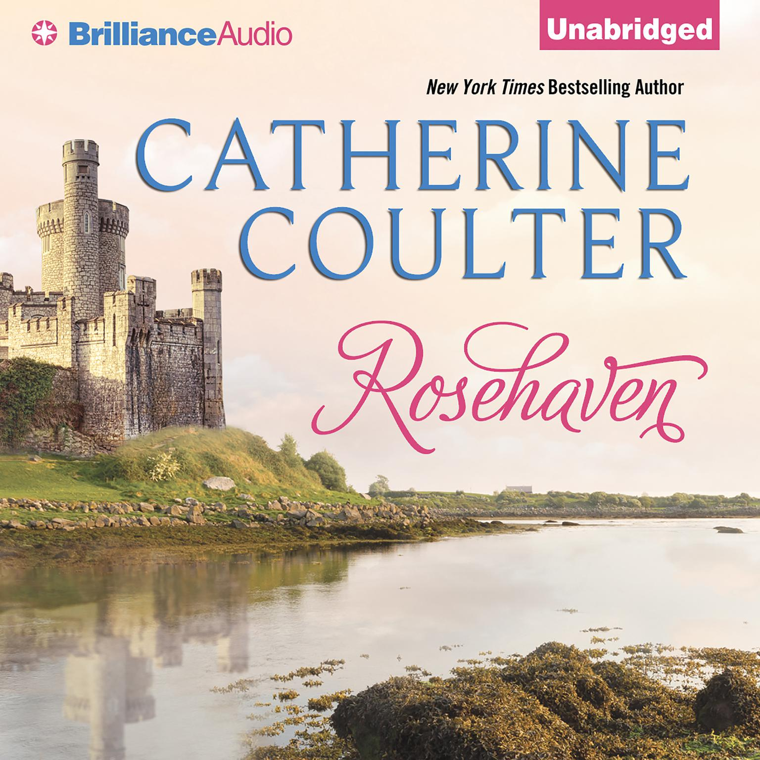 Printable Rosehaven Audiobook Cover Art