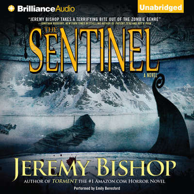 The Sentinel Audiobook, by Jeremy Bishop