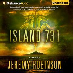Island 731 Audiobook, by Jeremy Robinson