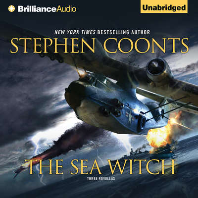 Sea Witch, The: Three Novellas Audiobook, by Stephen Coonts