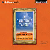 A Dangerous Talent Audiobook, by Charlotte Elkins
