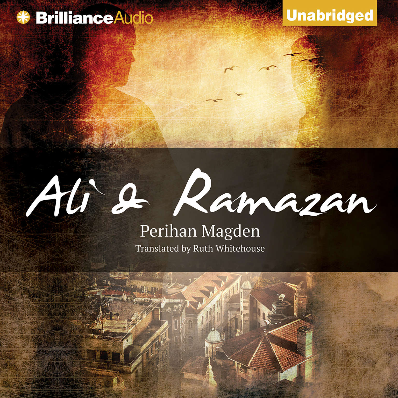 Printable Ali and Ramazan Audiobook Cover Art