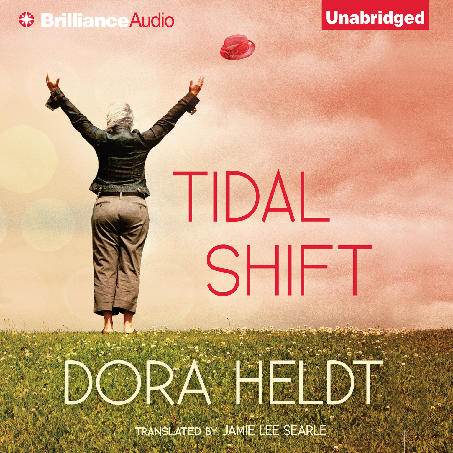 Printable Tidal Shift: A Novel Audiobook Cover Art