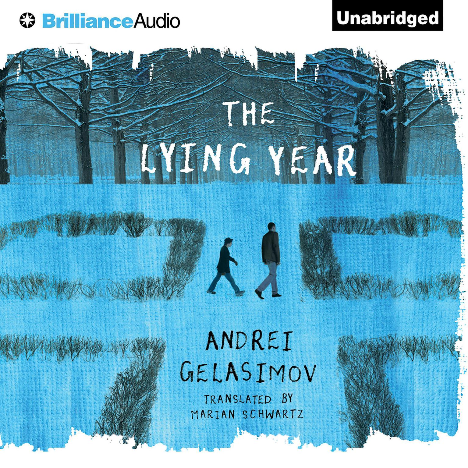 Printable The Lying Year Audiobook Cover Art