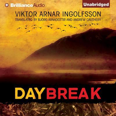 Daybreak Audiobook, by Viktor Arnar Ingolfsson