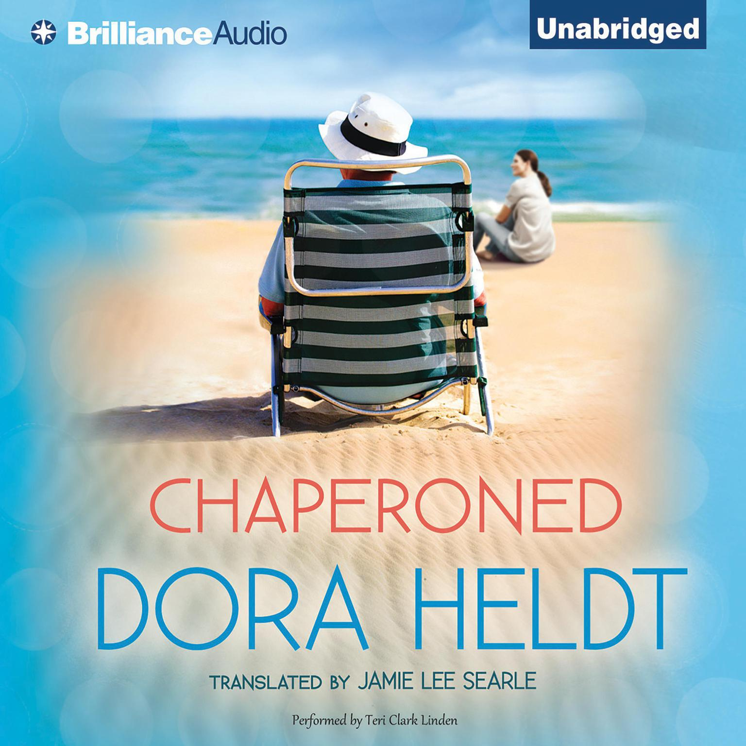 Printable Chaperoned Audiobook Cover Art