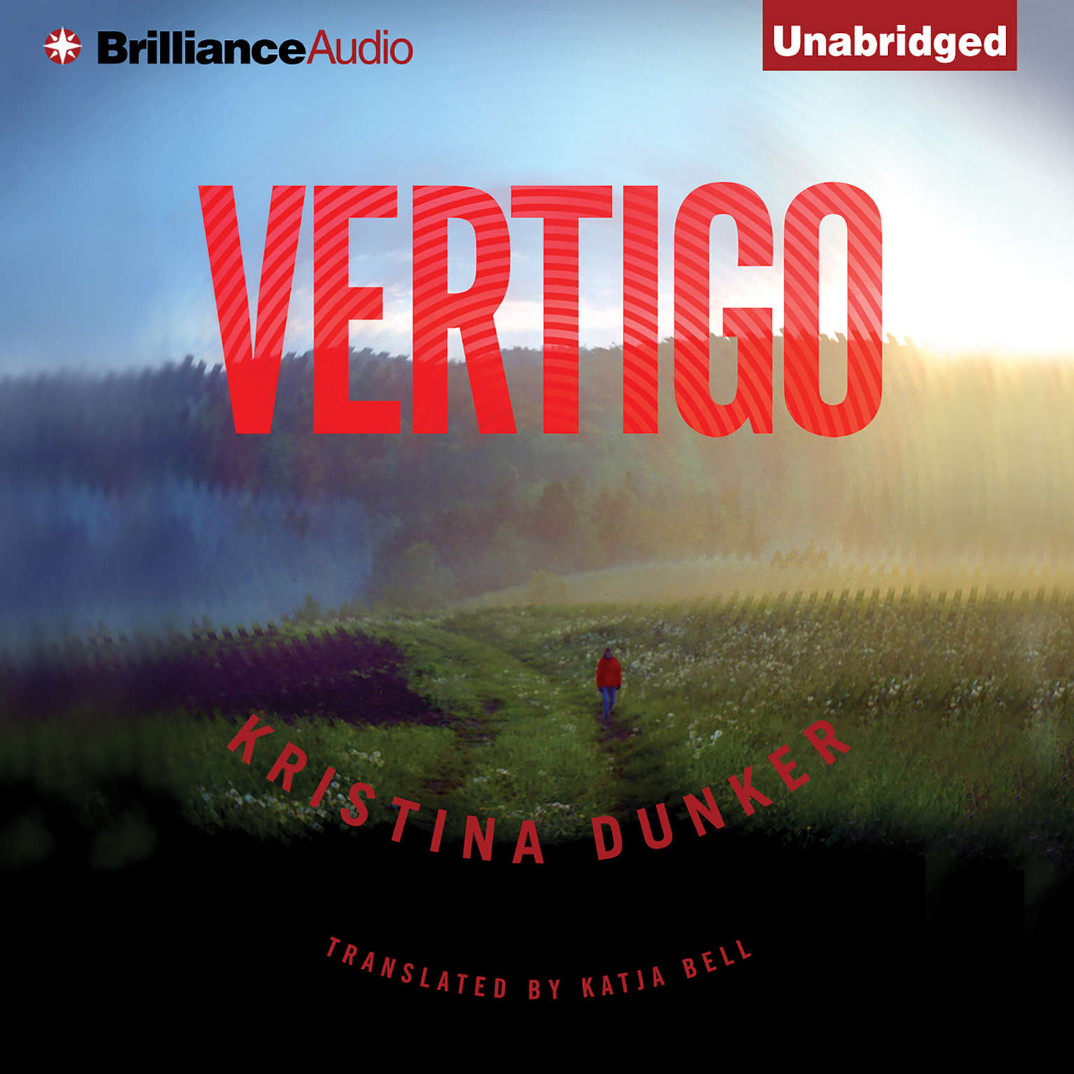 Printable Vertigo Audiobook Cover Art