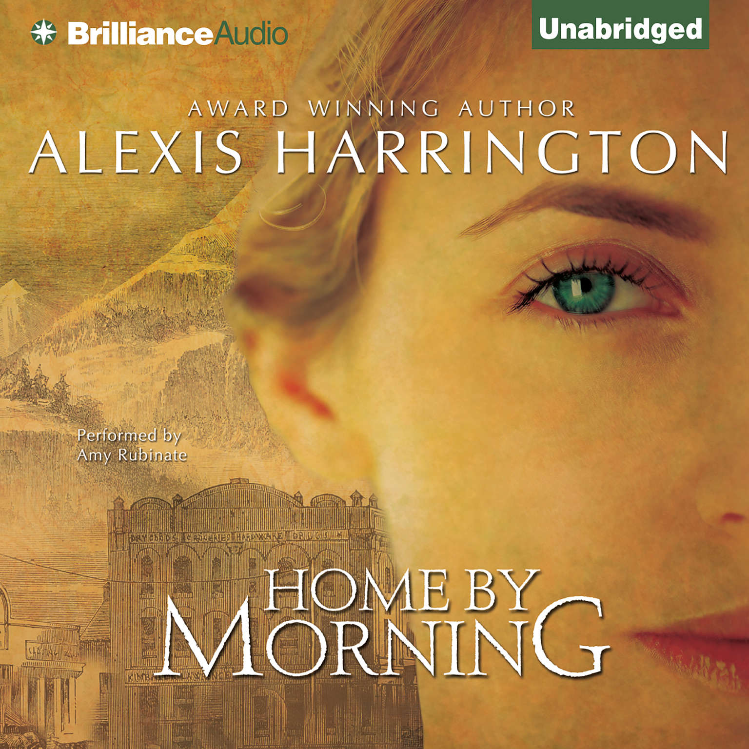 Printable Home by Morning Audiobook Cover Art