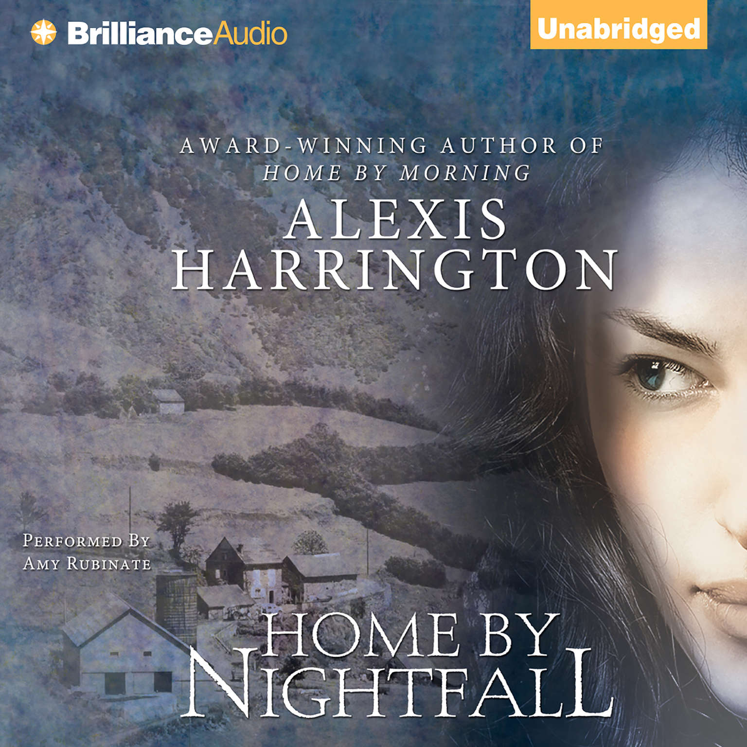Printable Home by Nightfall Audiobook Cover Art