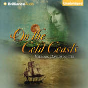 On the Cold Coasts Audiobook, by Vilborg Davidsdottir