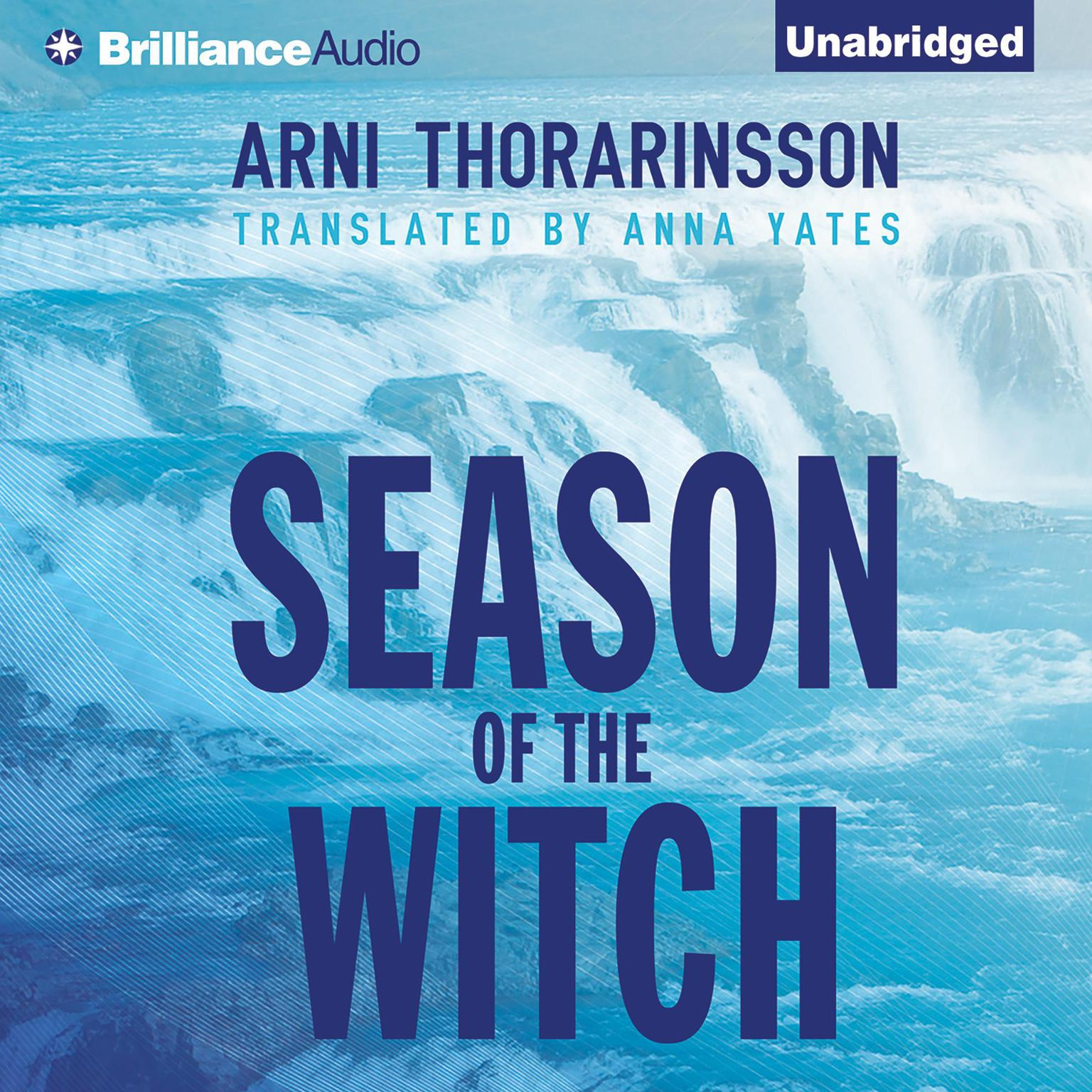 Printable Season of the Witch Audiobook Cover Art