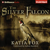 The Silver Falcon Audiobook, by Katia Fox