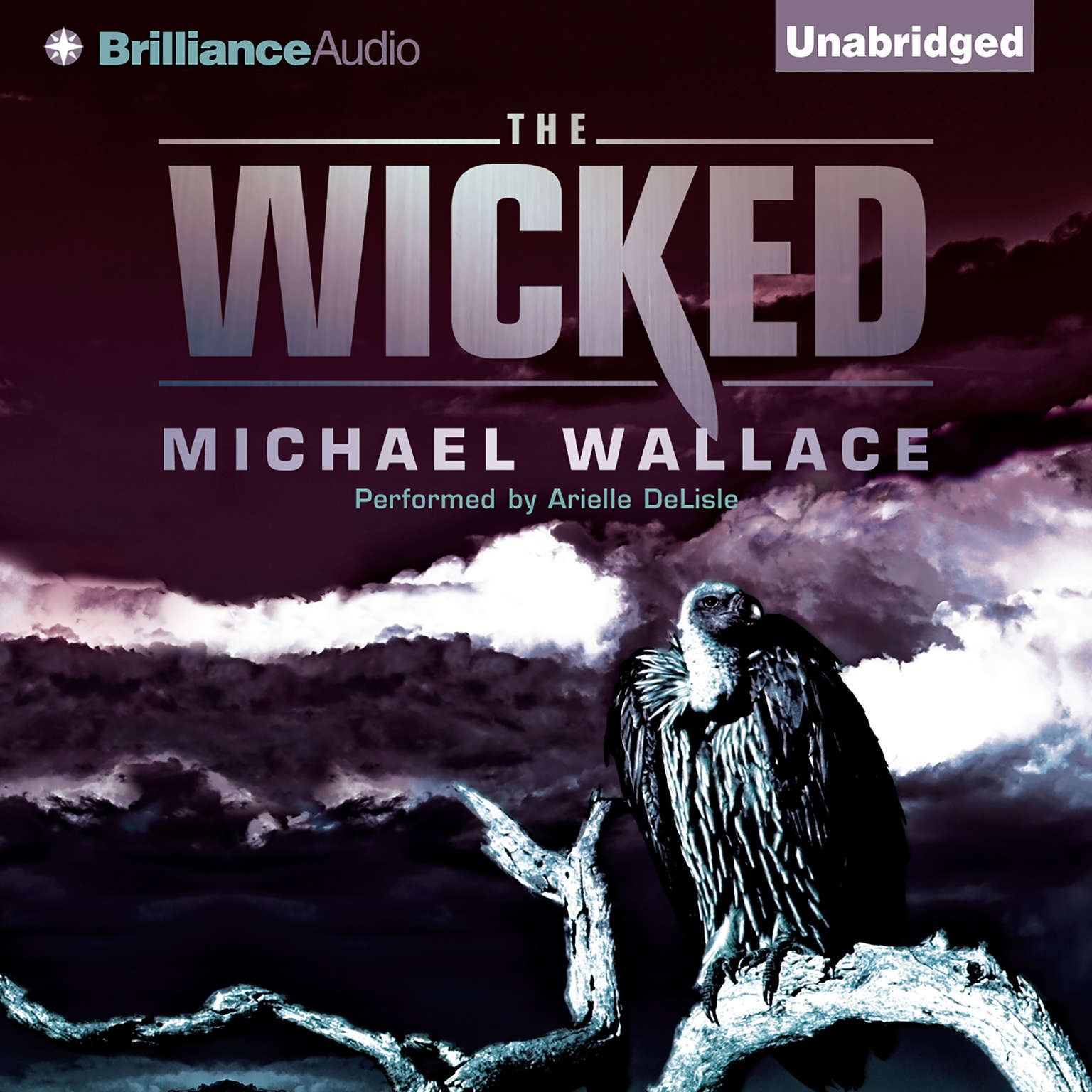 Printable The Wicked Audiobook Cover Art