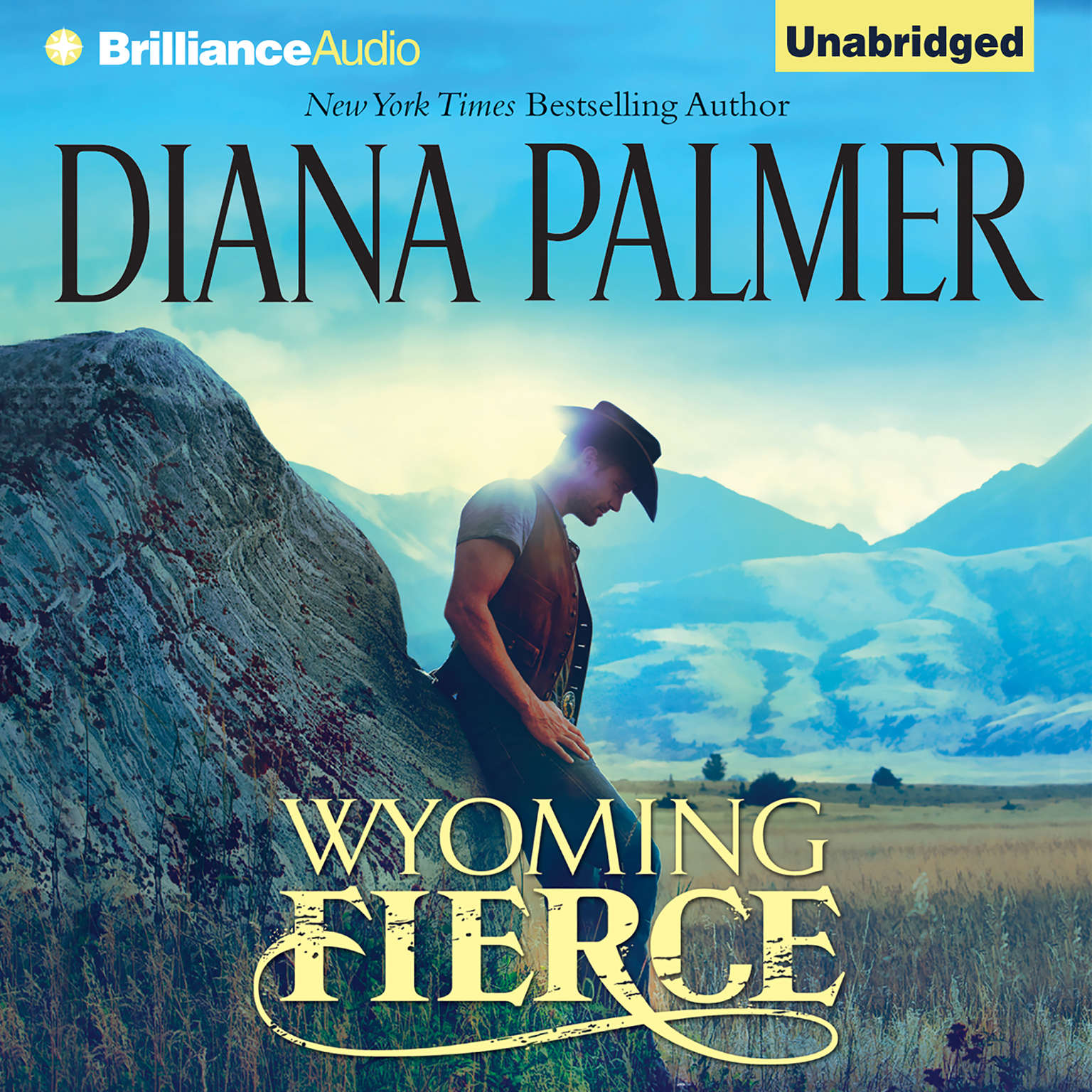 Printable Wyoming Fierce Audiobook Cover Art