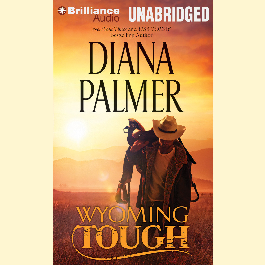 Printable Wyoming Tough Audiobook Cover Art