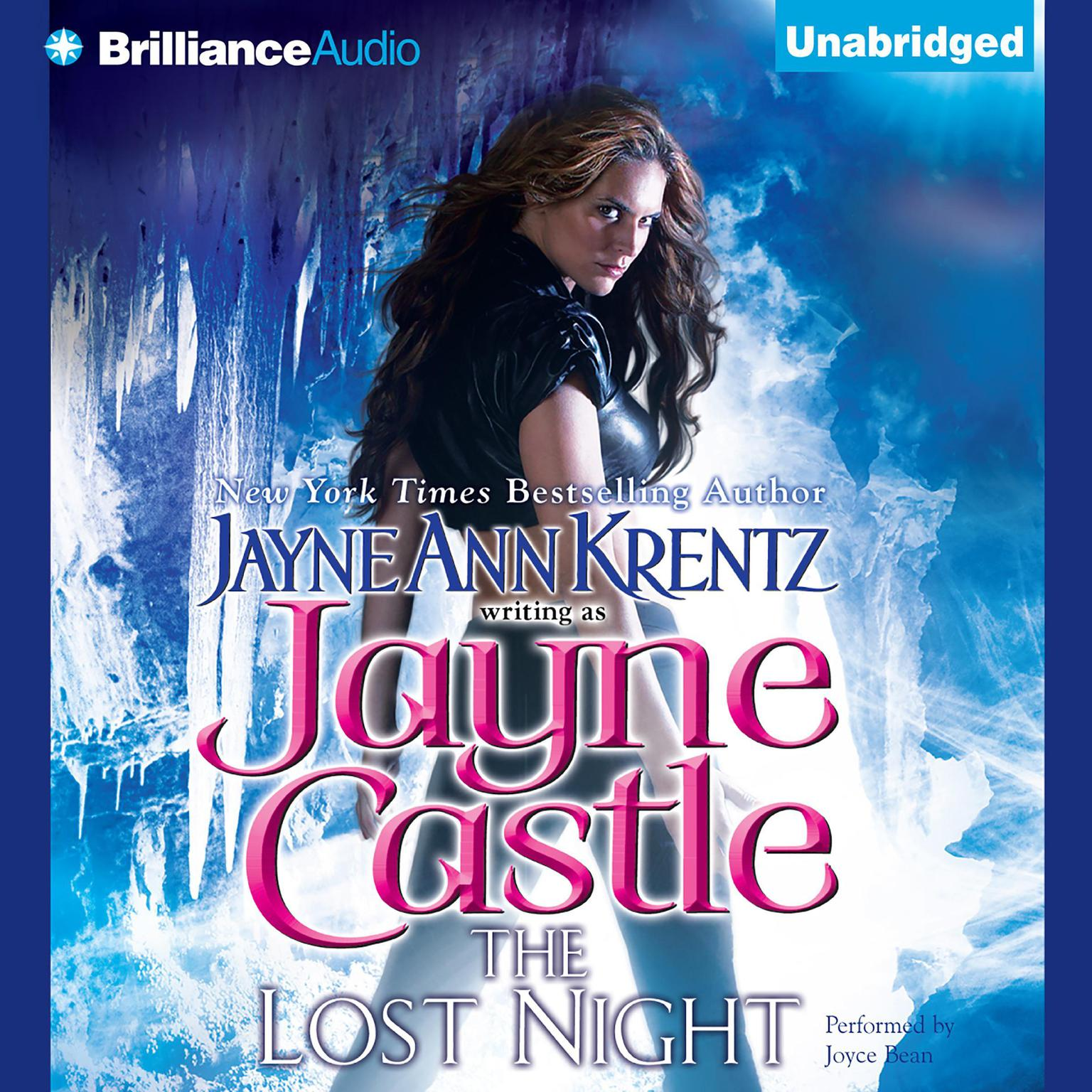 Printable The Lost Night Audiobook Cover Art