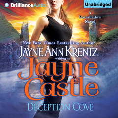 Deception Cove Audiobook, by Jayne Ann Krentz, Jayne Castle