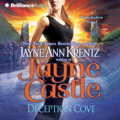 Deception Cove Audiobook, by Jayne Ann Krentz, Jayne Castle