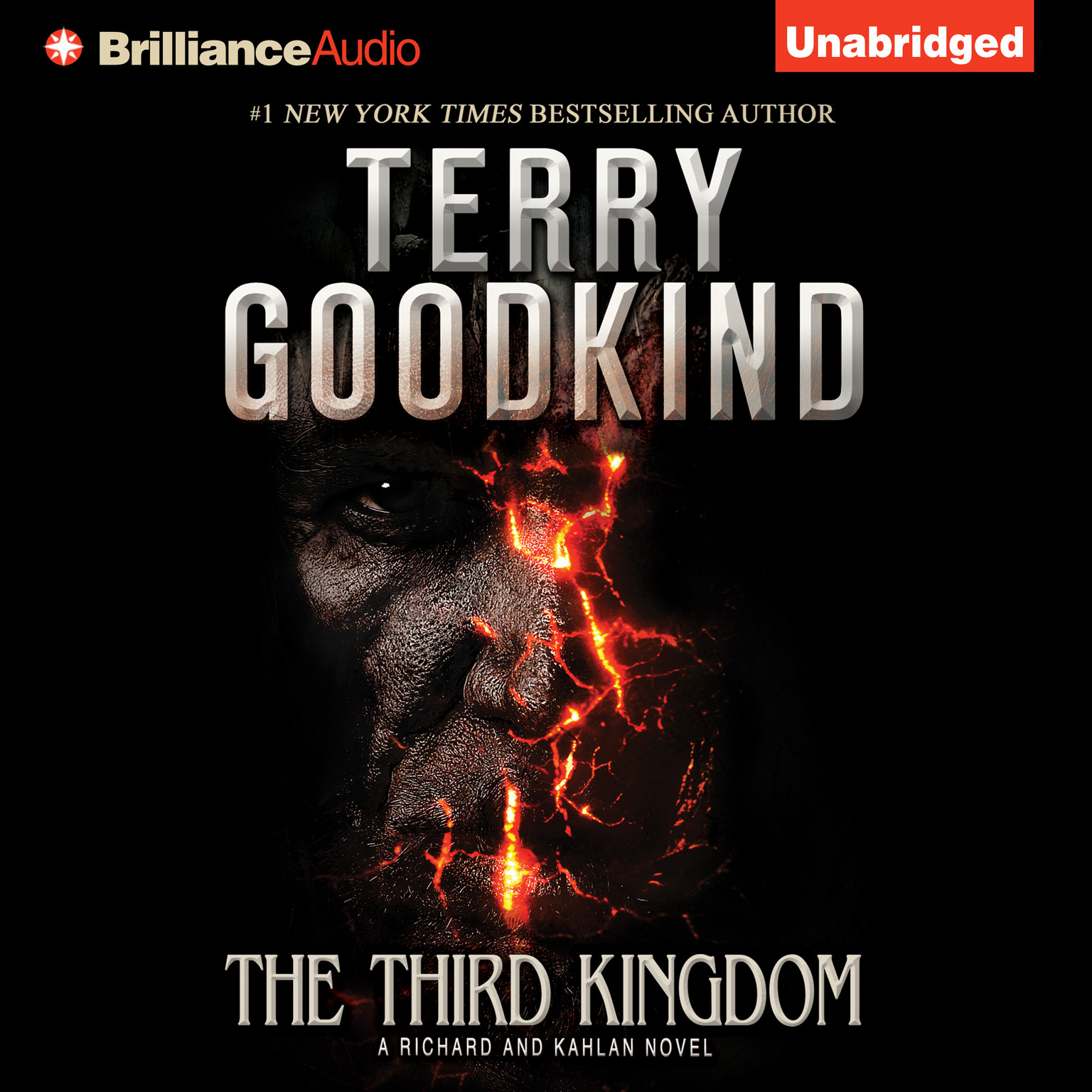 Printable The Third Kingdom Audiobook Cover Art