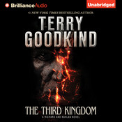 The Third Kingdom Audiobook, by Terry Goodkind