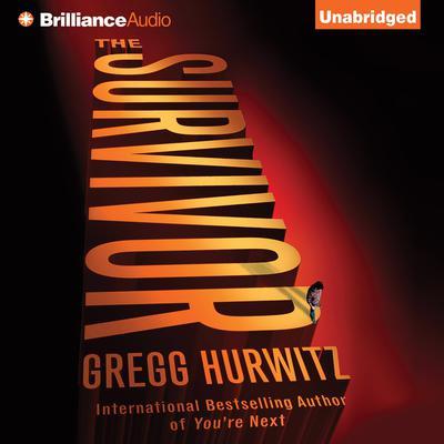 The Survivor Audiobook, by Gregg Hurwitz