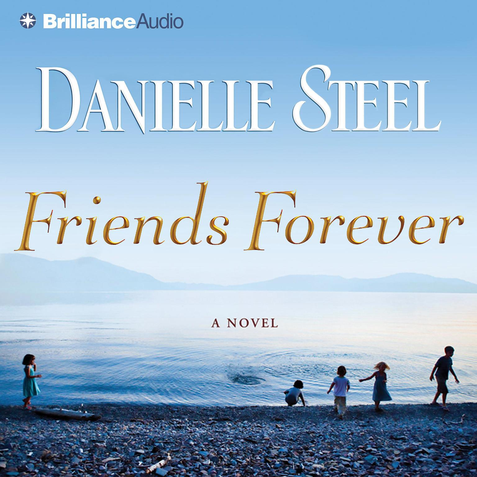 Printable Friends Forever: A Novel Audiobook Cover Art