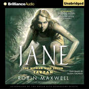 Jane: The Woman Who Loved Tarzan Audiobook, by Robin Maxwell