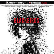 Blackbirds Audiobook, by Chuck Wendig