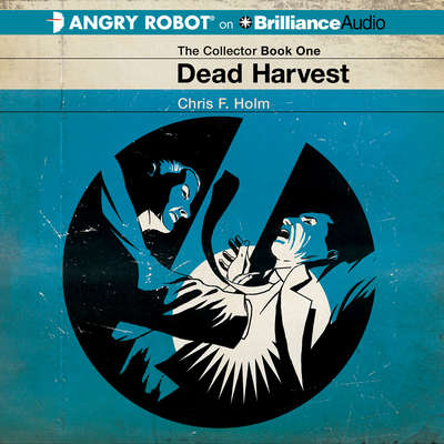 Dead Harvest Audiobook, by Chris F. Holm