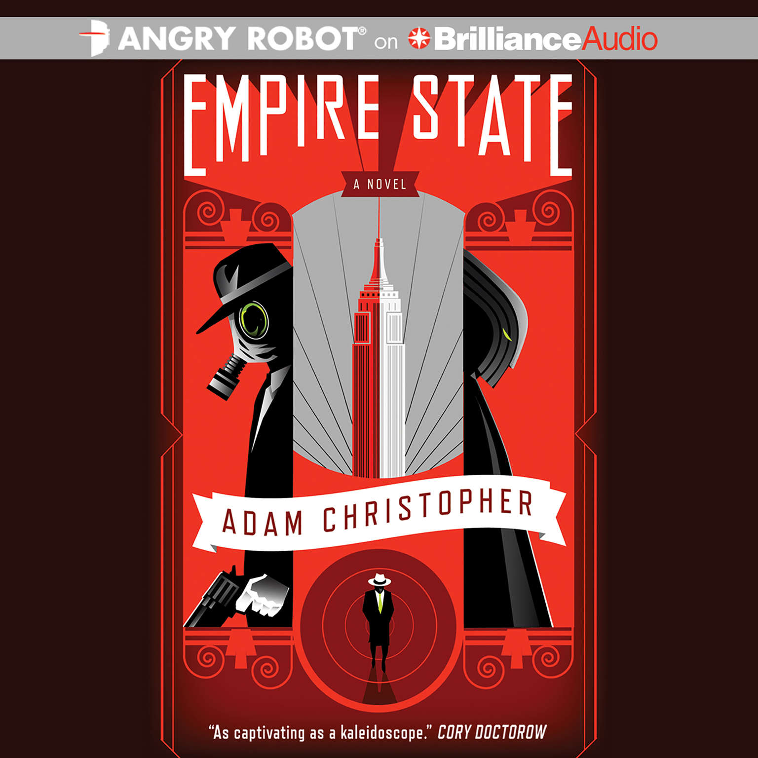 Printable Empire State: A Novel Audiobook Cover Art