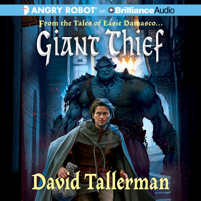 Giant Thief Audiobook, by David Tallerman