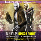 Omega Point, by Guy Haley