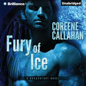 Fury of Ice Audiobook, by Coreene Callahan