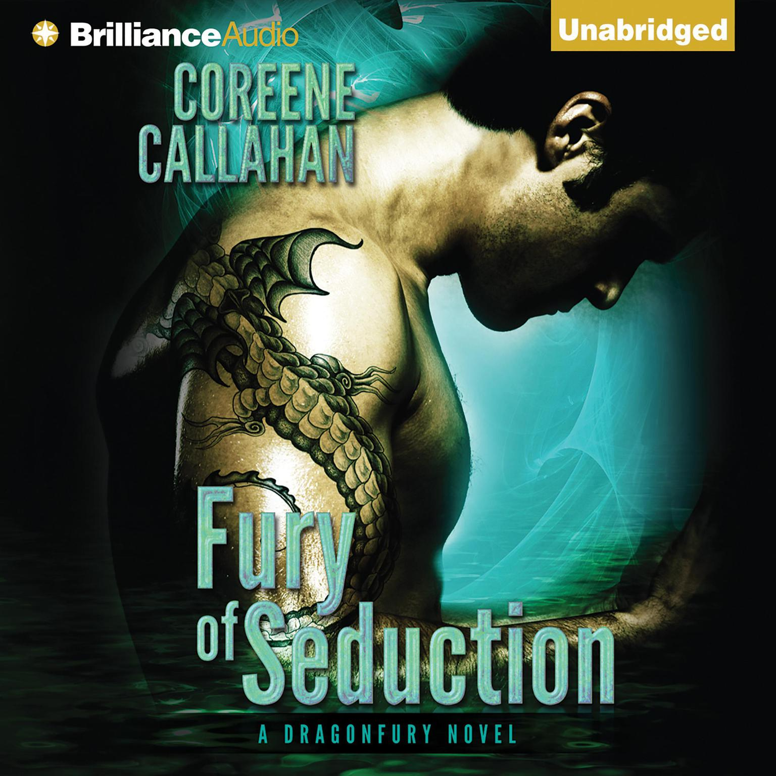 Printable Fury of Seduction Audiobook Cover Art