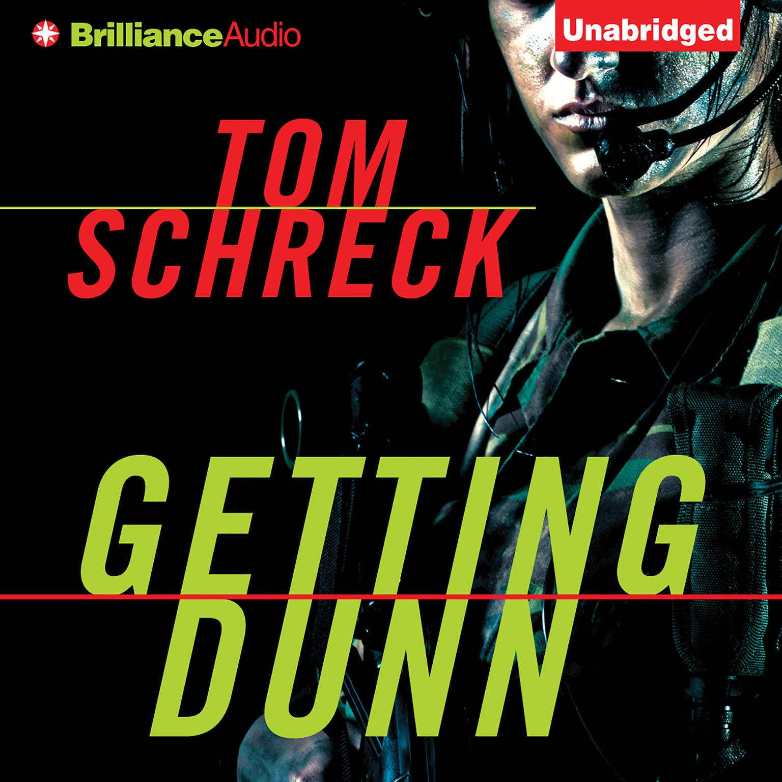 Printable Getting Dunn Audiobook Cover Art