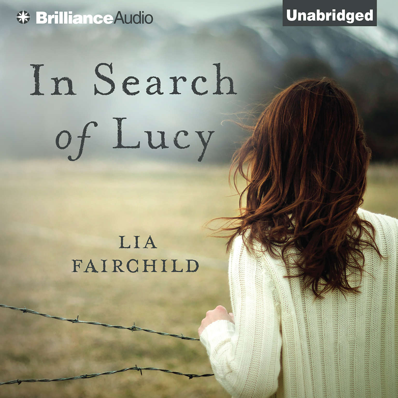Printable In Search of Lucy: A Novel Audiobook Cover Art