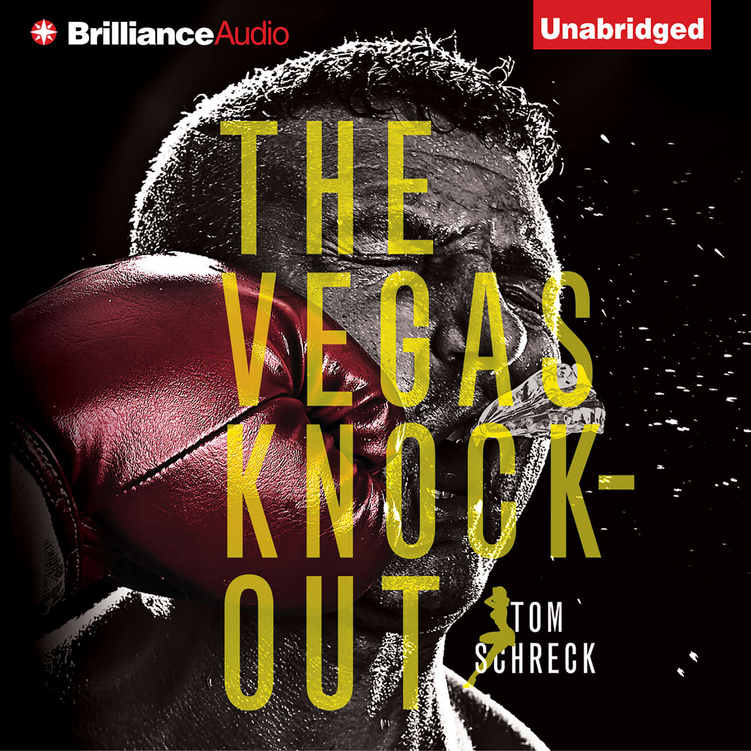 Printable The Vegas Knockout Audiobook Cover Art