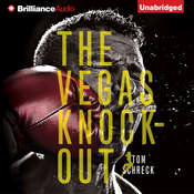 The Vegas Knockout Audiobook, by Tom Schreck