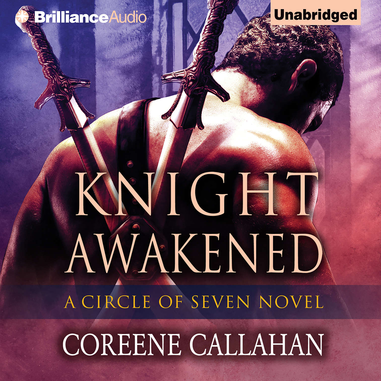 Printable Knight Awakened Audiobook Cover Art