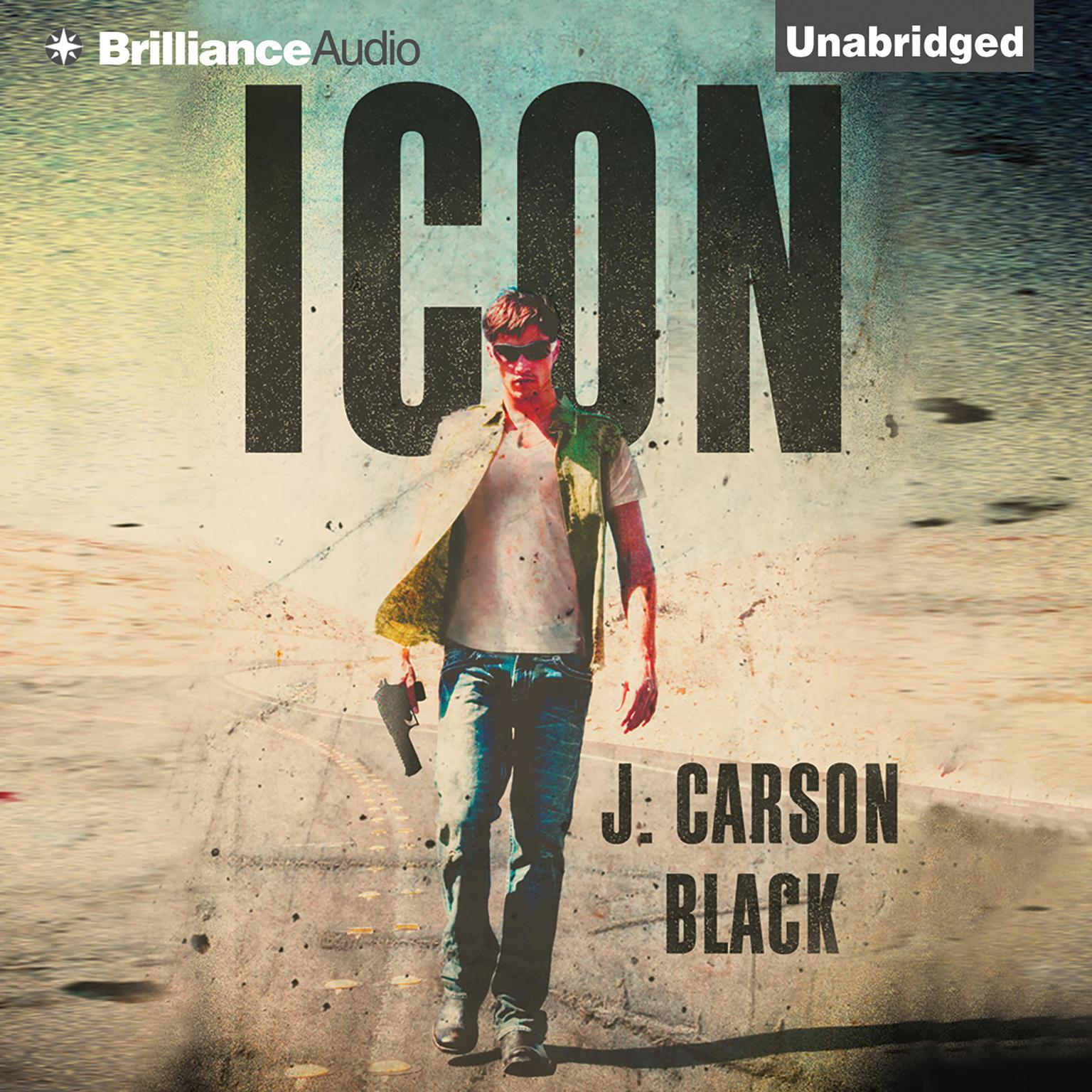 Printable Icon Audiobook Cover Art