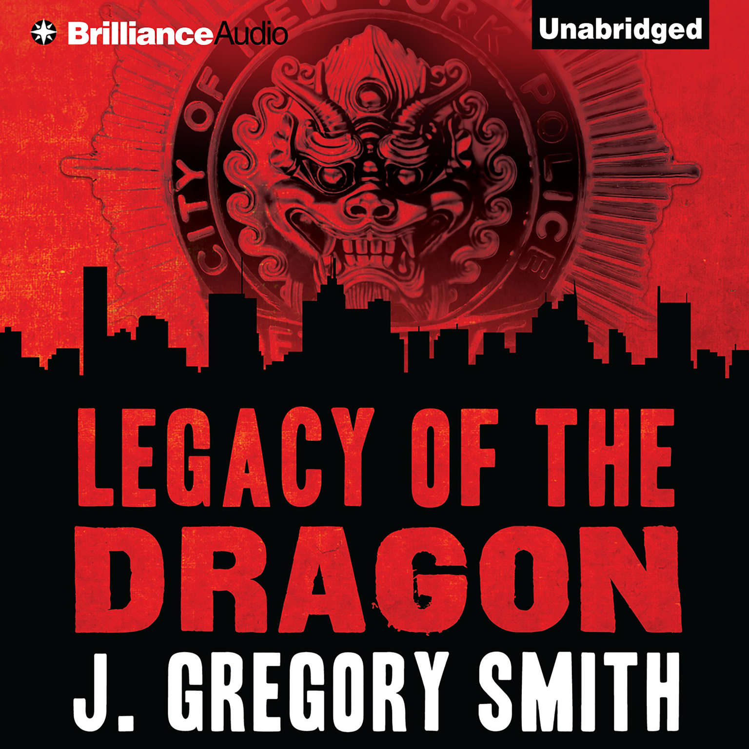 Printable Legacy of the Dragon Audiobook Cover Art