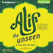 Alif the Unseen Audiobook, by G. Willow Wilson