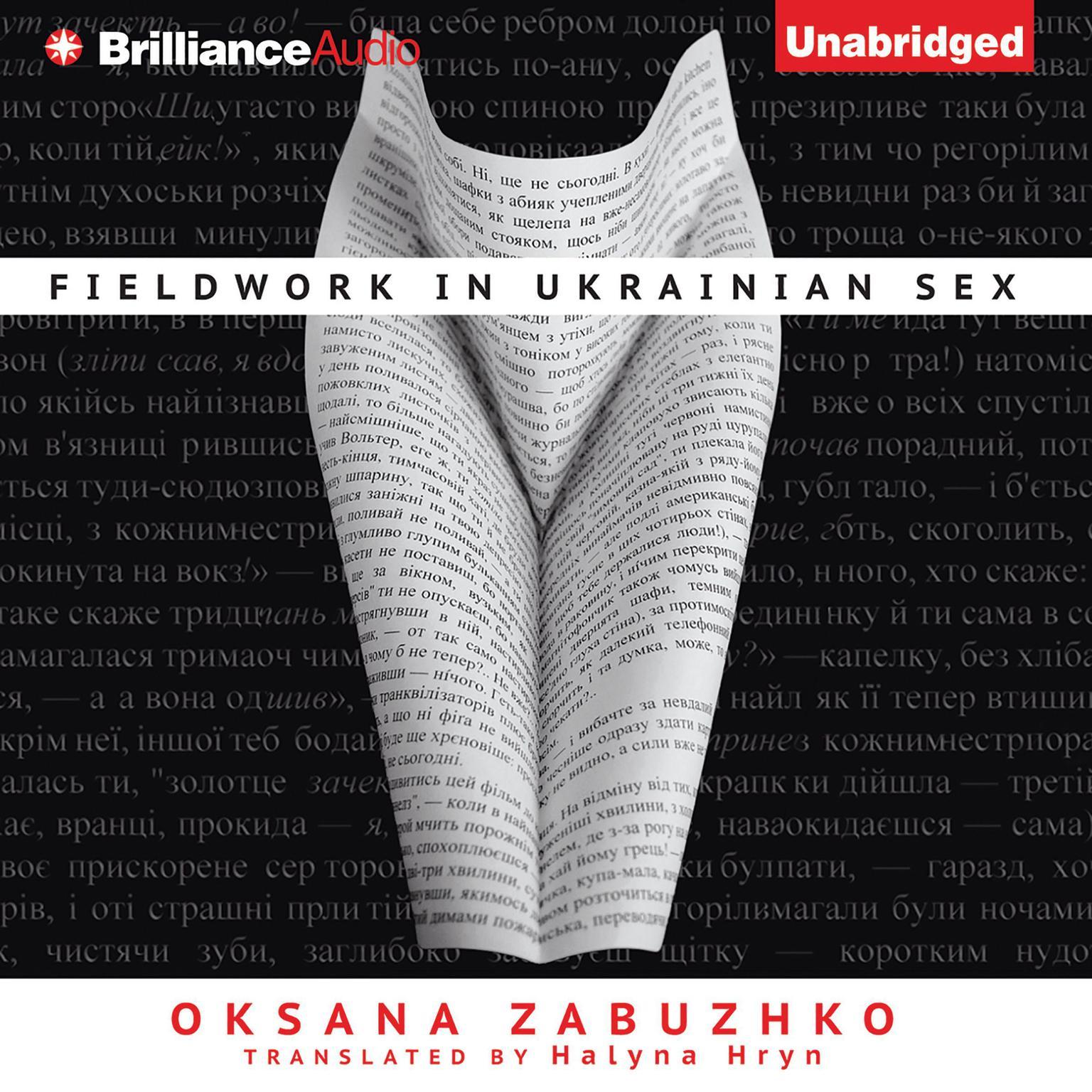 Printable Fieldwork in Ukrainian Sex Audiobook Cover Art
