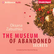 The Museum of Abandoned Secrets, by Oksana Zabuzhko