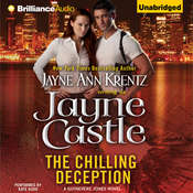 The Chilling Deception Audiobook, by Jayne Ann Krentz, Jayne Castle