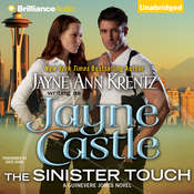 The Sinister Touch Audiobook, by Jayne Ann Krentz, Jayne Castle