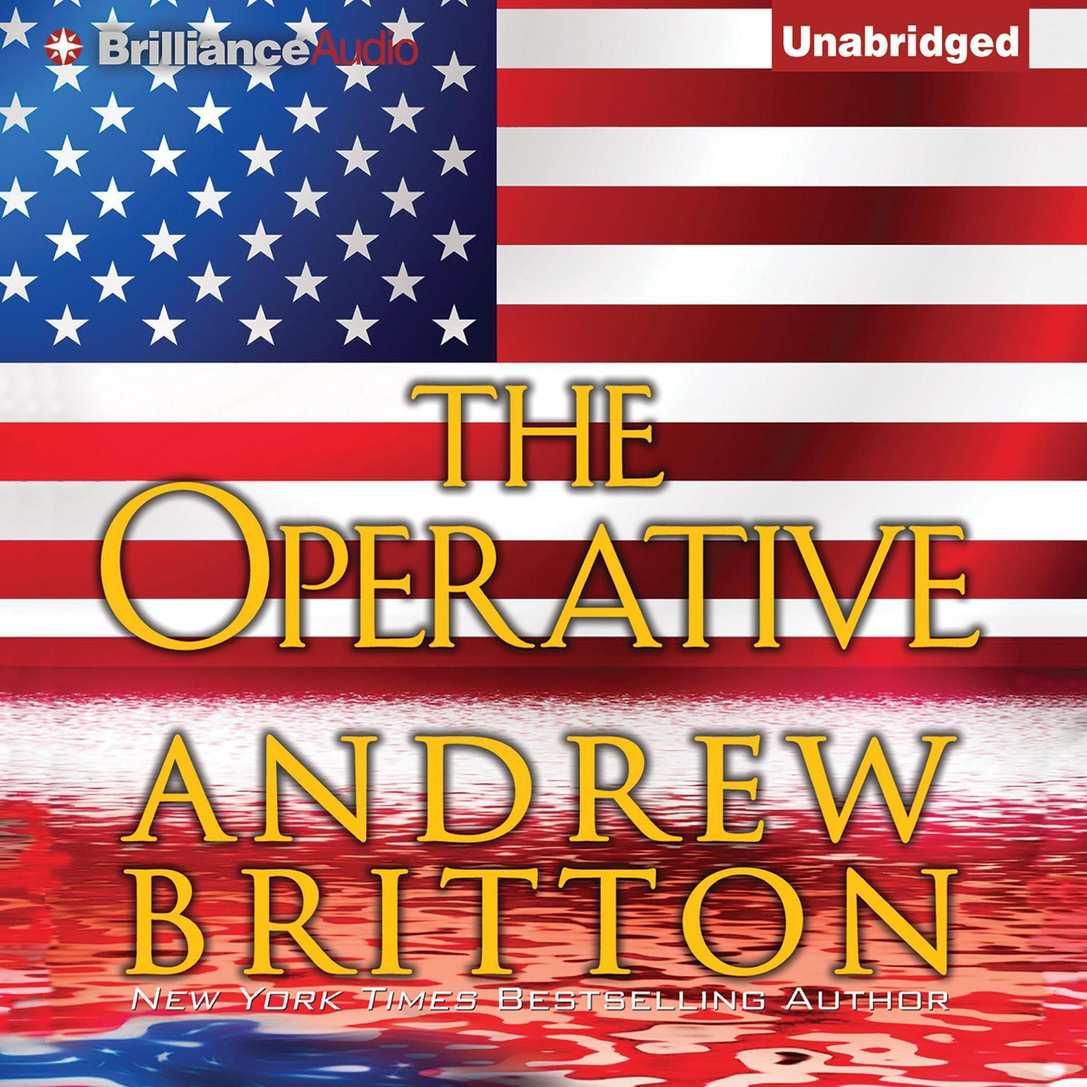 Printable The Operative Audiobook Cover Art